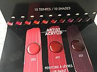 Палетка помад MAKE UP FOR EVER Artist Acrylip, фото 1