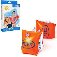 Детские надувные нарукавники для плавания | «Intex»