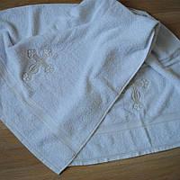 Крыжма полотенце для крещения с православным крестом с двух сторон