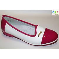 Туфли детские для девочки Meekone