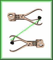 Ножи садовые, ножи для прививки, инструмент Due Buoi 270 для прививки ореха (Италия)