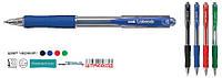 Ручка шариковая автоматическая uni LAKNOCK fine 0.7мм  SN-100.(07) Uni (SN-100.(07).Blue(синяя) x 29989)