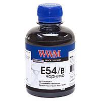 Чернила WWM для Epson Stylus Pro 7600/9600 200г Black Водорастворимые (E54/B)