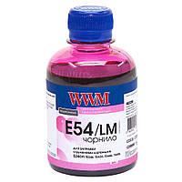 Чернила WWM для Epson Stylus Pro 7600/9600 200г Light Magenta Водорастворимые (E54/LM)