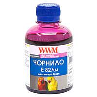 Чернила WWM для Epson Stylus Photo T50/P50/PX660 200г Light Magenta Водорастворимые (E82/LM)