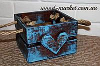 Ящик в стиле шебби шик , фото 1