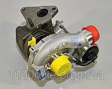 Турбина на Renault Kangoo 05->2008 1.5dCi (61-68 л.с.) — BorgWarner (НОВАЯ) - 54359980033