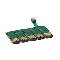 Планка с чипами WWM для СНПЧ Epson Stylus C110/OfficeT30 (CH.0235N)