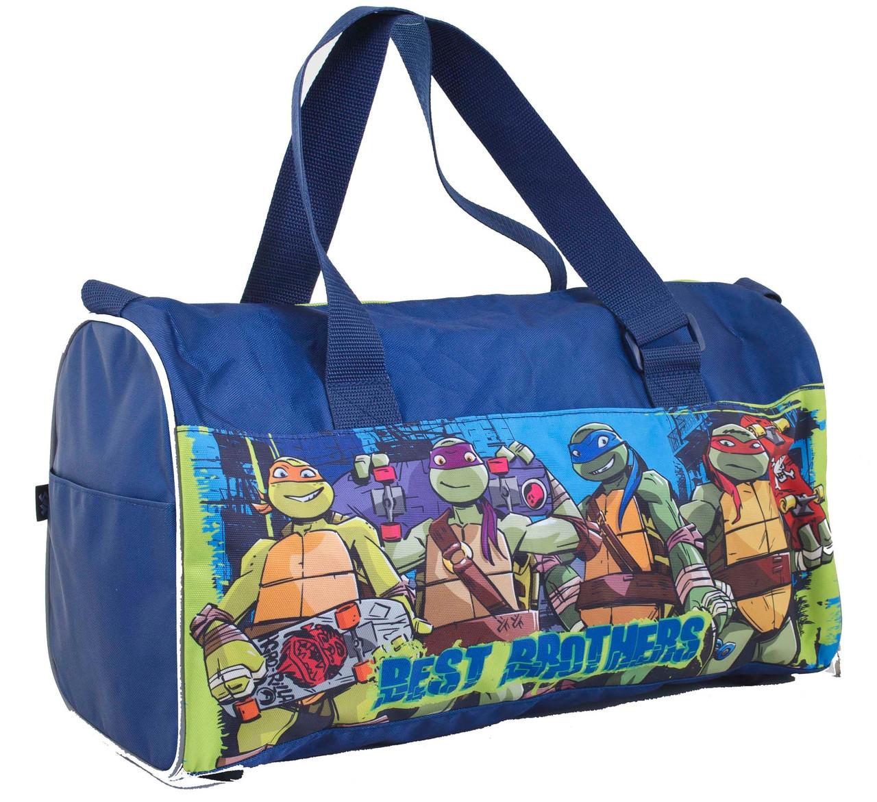 ca2cdf7239bc Сумка спортивная детская BS-16 Turtles 553901 1 Вересня, цена 276,43 грн.,  купить в Чернигове — Prom.ua (ID#517551208)