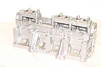 Головка блока ВАЗ 11186 (голая) (8-ми клапанная, дв.1.6) (производство АвтоВАЗ)
