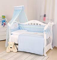 Постельный набор малышу в кроватку Twins Evolution Kids, фото 1