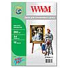 Холст WWM натуральный хлопковый, 260г/м кв, A4, 10л (CC260A4.10)