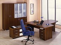 Мебель для персонала. Офисные столы, тумбы, шкафы, стеллажи, фото 1