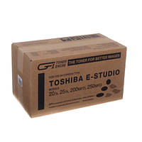 Туба с тонером Integral для Toshiba E-Studio 20/20S Black 400г (15100015)