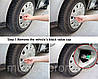 Колпачки на колеса индикатор давления в шинах  (цена за 1штуку), Датчик контроля давления в шинах до 2,0атм, фото 3