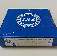 Подшипник 80207 (6207 ZZ) ZKL