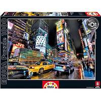 """Пазл """"Таймс-сквер, Нью-Йорк"""" 1000 элементов, EDUCA, фото 1"""