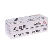 Туба с тонером Integral для Kyocera Mita FS-1030 аналог TK-120/122 Black (12100022)
