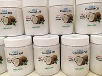 """Нерафинированное кокосовое масло для волос и тела """"Organic Coconut Oil"""", холодный отжим, 250 мл, фото 1"""
