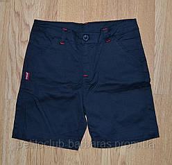 Шорты темно-синие для мальчика, р. 98-104 см (Турция)