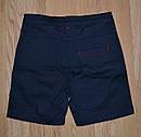 Шорты темно-синие для мальчика, р. 98-104 см (Турция), фото 2