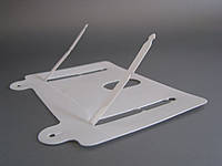Пластиковая планка Virtus-СТАНДАРТ Пластиковая планка для переплета  листов  или файлов на 2 кольца. С возможностью изменения диаметра колец
