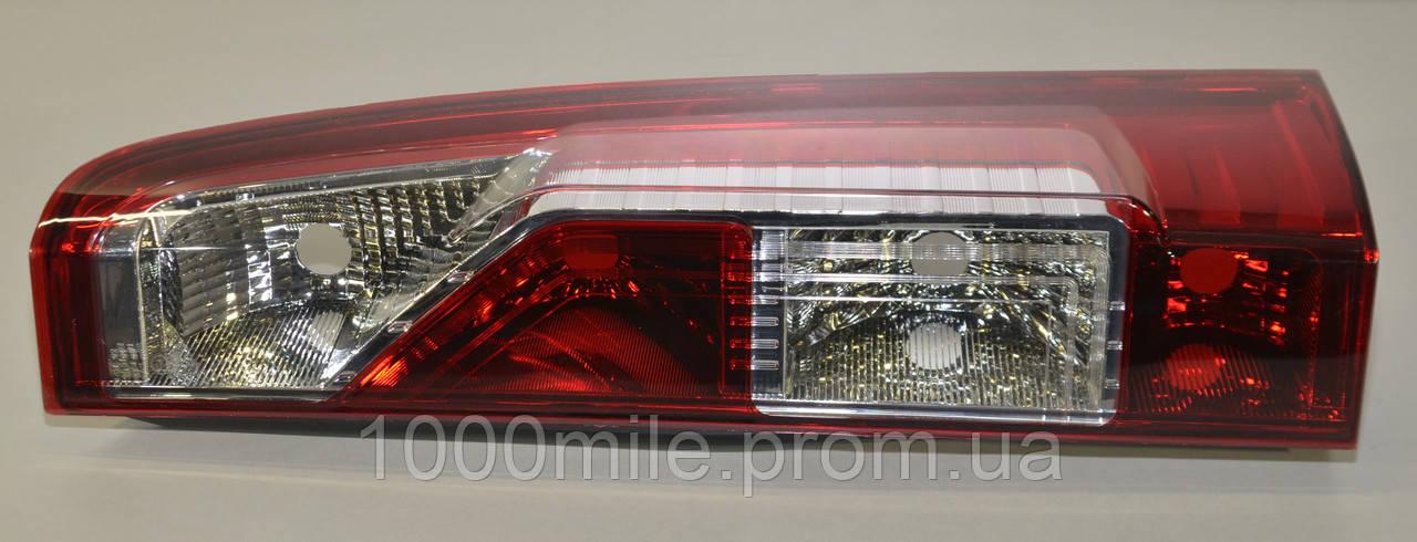 Задний фонарь (R, правый) на Renault Master III 2010->  —  Transporterparts (Франция) - 03.0165