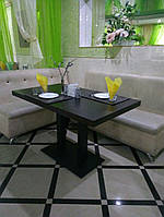 Опора для стола двойная (основание, ножки для стола, база)