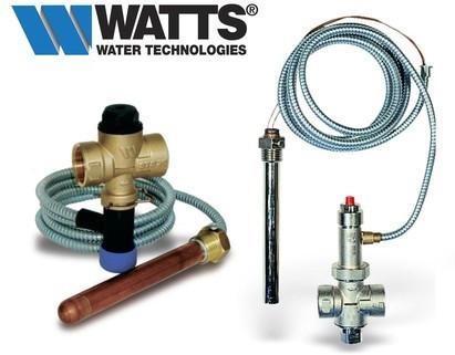 Защитные клапана Watts