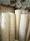 Камышовая рогожка, размер 1,6 х 6 м, фото 5
