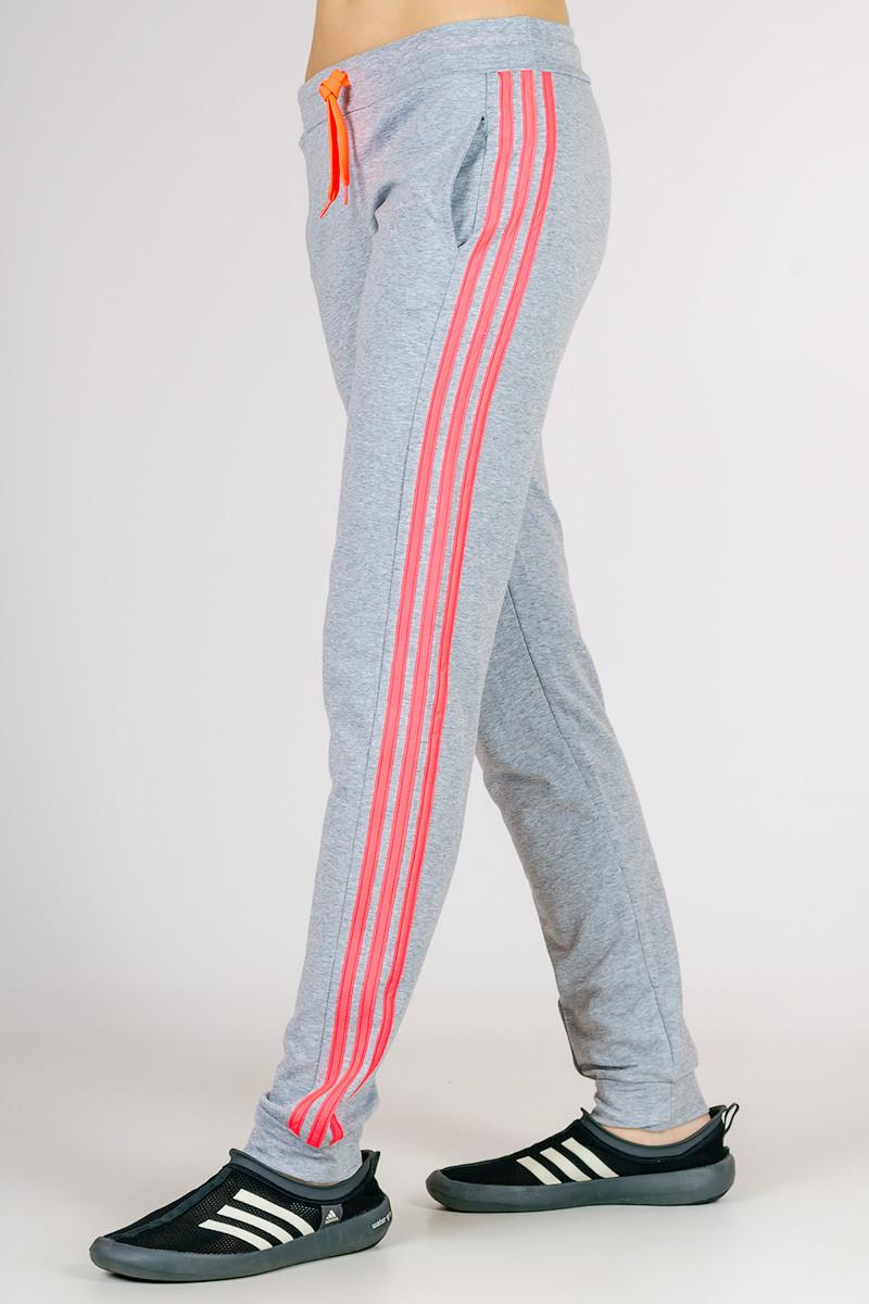 Спортивные штаны женские Classic (светло-серые)