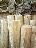 Камышовая рогожка, размер 1,8 х 6 м, фото 9