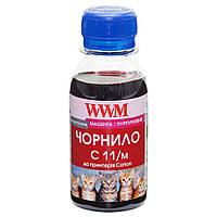 Чернила WWM для Canon CL-511С/CL-513С/CLI-521M 100г Magenta Водорастворимые (C11/M-2)
