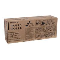 Туба с тонером Integral для Kyocera Mita KM-1620/1650/2035 аналог TK-410 Black 870г (12100017)
