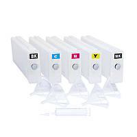 Набор перезаправляемых картриджей WWM для Epson Stylus Office BX320FW (RC.T129H)