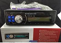 Автомагнитола Pioneer 1098 с USB+micro SD, FM, AUX+съемная панель