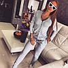 Женский стильный вязанный комбез (3 цвета)