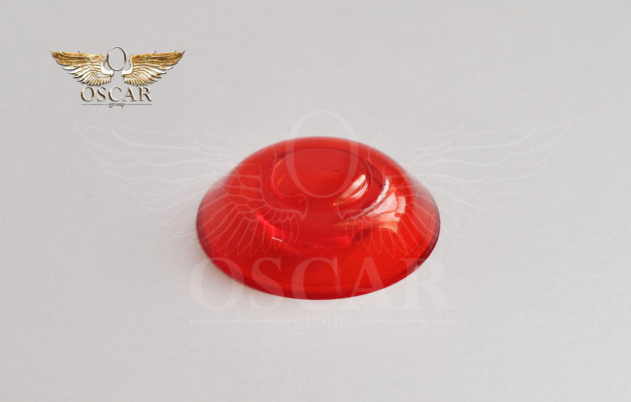 Термошайба поликарбонатая красная ( красный)