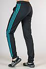 Женские спортивные штаны Classic (черные), фото 3