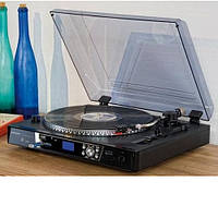 Грамофон TURNTABLE MEDION с MP3 USB SD​