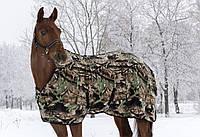 Попона флисовая для лошади