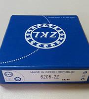 Подшипник 80205 (6205 ZZ) ZKL