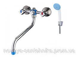 Смеситель для ванны с душем, JIK7-A101