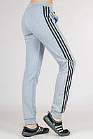 Женские спортивные штаны Classic (светло-серые)