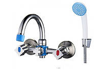 Смеситель для ванны с душем, JIK3-A101