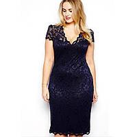 XL-XXXL Вечерние платья больших размеров