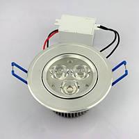 Светодиодный потолочный светильник Led High Power Lamp 3 W, Ied лампа, фото 1