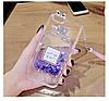 """HONOR 7i чехол накладка бампер противоударный со стразами камнями TPU  для телефона """" MISS DIOR """" , фото 5"""