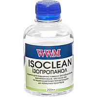 Изопропанол WWM для очистки лезвий, фотобарабанов 1000мл (CL07-4)