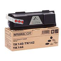 Туба с тонером Integral для Kyocera Mita FS-1100 Black (12100033)